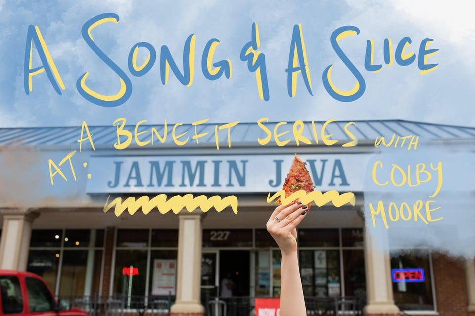 A Song & A Slice: Colby Moore Benefiting National Council (FREE!)