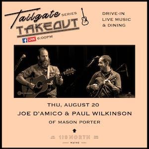 Joe D'Amico & Paul Wilkinson (of Mason Porter) - Tailgate Takeout Series