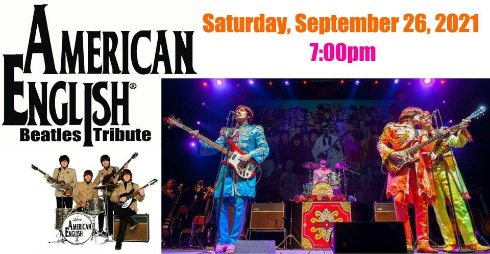 """American English"" The Complete Beatles Tribute"