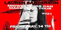 LAUREN SANDERSON - POSTPONED to May 14, 2021