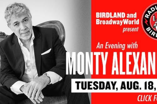 An Evening with Monty Alexander Filmed Live at Birdland!