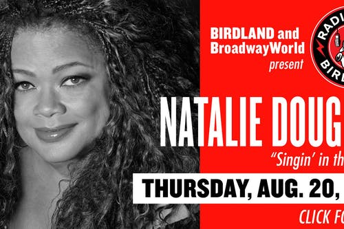 Natalie Douglas Filmed Live at Birdland!