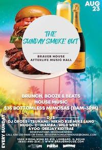 The Sunday Smoke Out - Mike Lang Dj Set Debut!