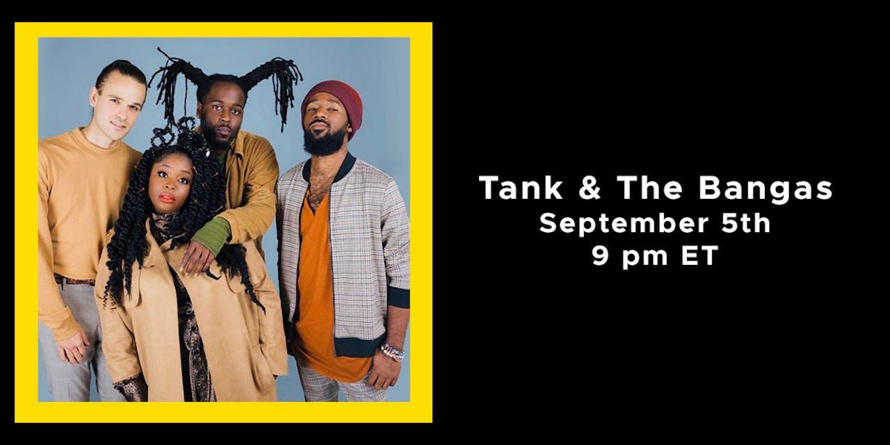 Tipitinas.TV Season 1: Tank & The Bangas
