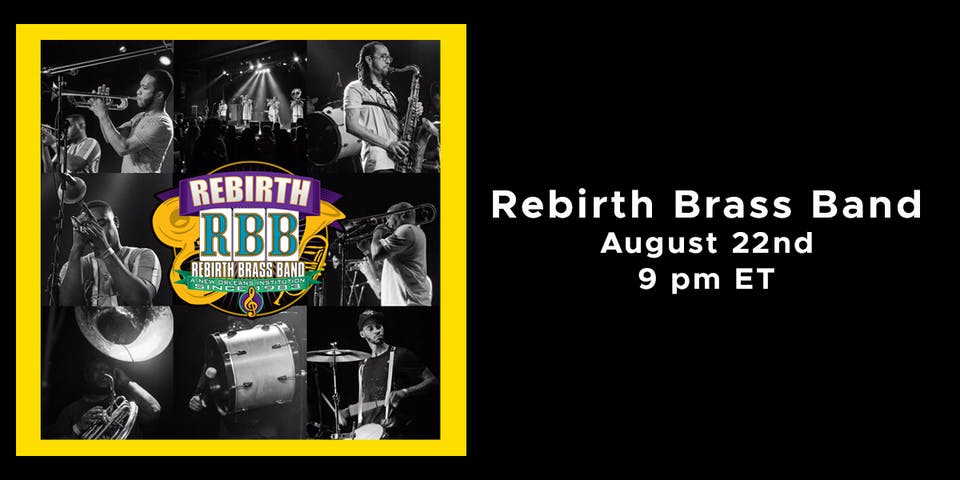 Tipitinas.TV Season 1: Rebirth Brass Band