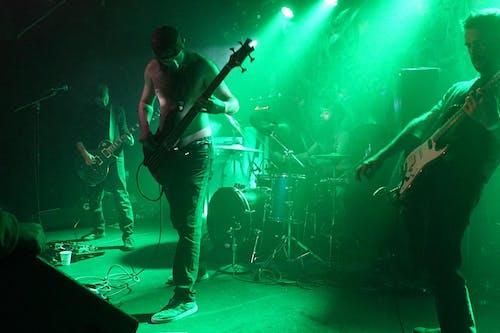 Green Druid -- Late Show