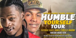 HUMBLE YOURSELF TOUR