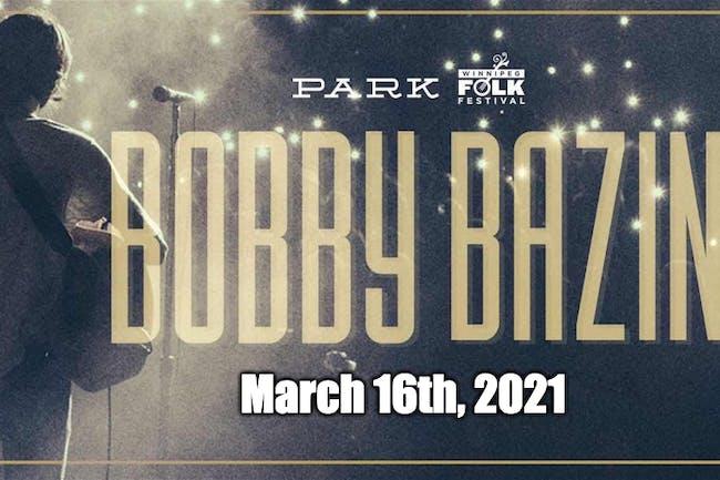 Bobby Bazini at the Park Theatre