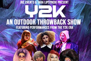Y2K : AN OUTDOOR THROWBACK SHOW FEAT. PERFORMANCES FROM THE Y2K ERA