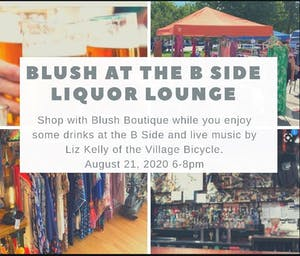 Blush Boutique Pop Up Shop