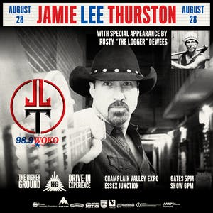 Jamie Lee Thurston at the Drive-In