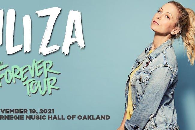 Iliza: The Forever Tour