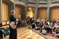 Writing a Song That Matters w/Dar Williams - Online and In Tune!