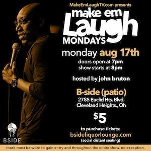 Make Em Laugh Monday