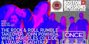The Rock & Roll Rumble Takeover: Night 2 x ONCE VV