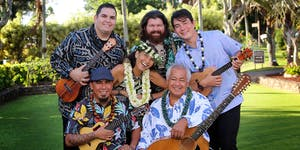 Slack Key Show Anniversary  - Live Stream from the Napili Kai