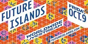 Future Islands -  Livestream show