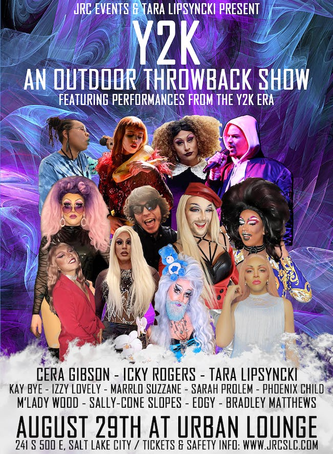Y2K : AN OUTDOOR THROWBACK SHOW FEAT. PERFORMANCES