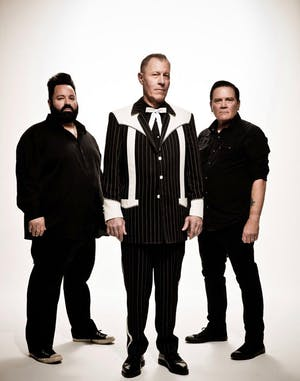 Revered Horton Heat w/s/g Electric Six