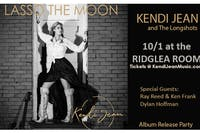 KENDI JEAN AND THE LONGSHOTS WITH GUESTS AT THE RIDGLEA ROOM