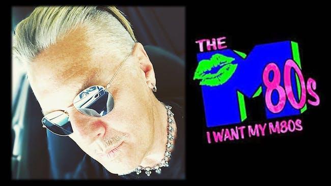 Gary Myrick  with The M80s