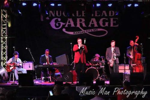 Alex Abramovitz and His Swing'n Kansas City Jazz Band