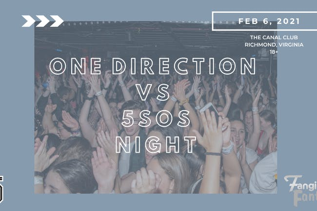 One Direction VS 5SOS Night