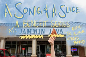 A Song & A Slice: The Allman Other Band Benefiting US & JJ Staff Fund