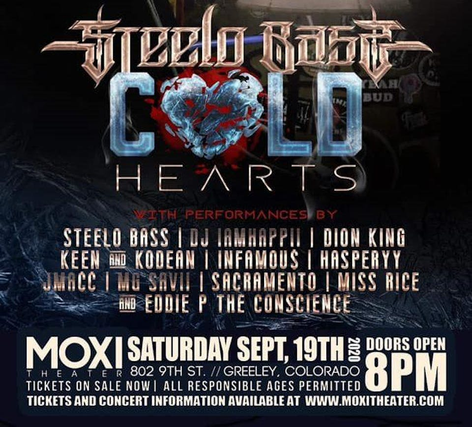 "Steelo Bass ""Cold Hearts"""