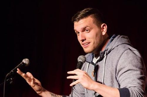 SHOW POSTPONED to 5/22/2021: Chris Distefano