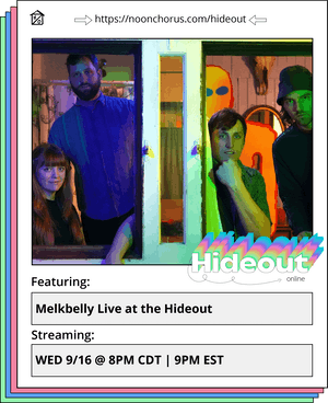 Melkbelly Live From the Hideout
