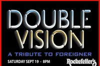 Double Vision - Tribute to FOREIGNER
