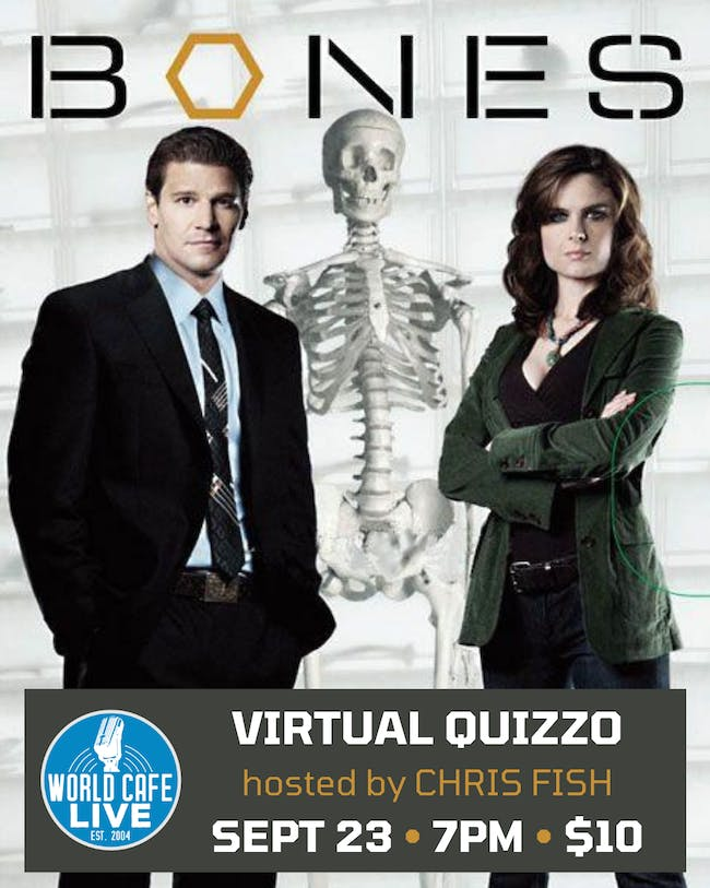 Bones Virtual Quizzo {CANCELLED}