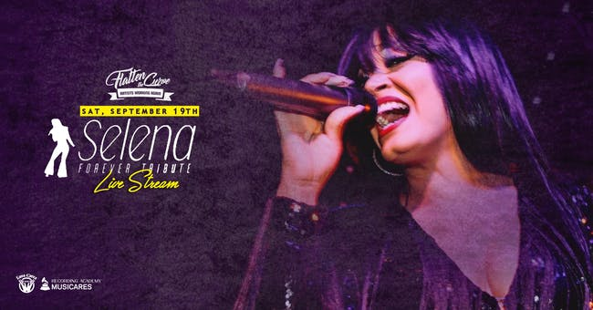 Selena Forever [Limited Seating & Live Stream]
