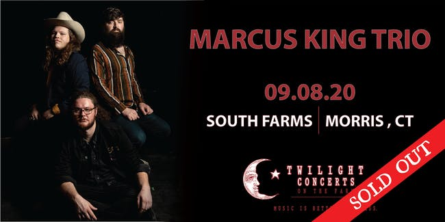 Marcus King Trio