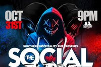 The Social Purge Halloween Costume Party