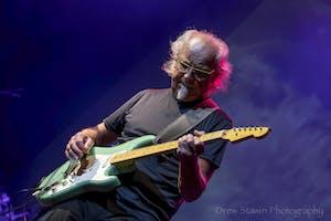 Jethro Tull's Martin Barre Aqualung 50th Anniversary Tour