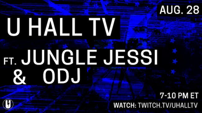 U HALL TV: Jungle Jessi & ODJ