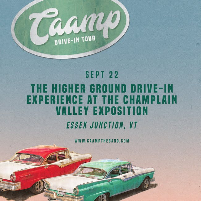 Caamp at the Drive-In