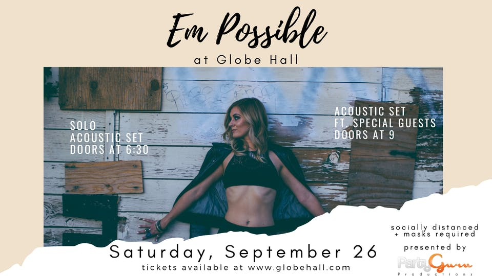 Em Possible -- Early Show