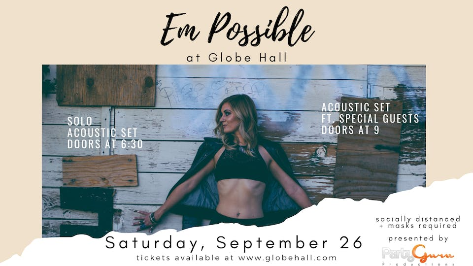 Em Possible -- Late Show