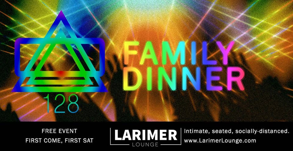 128 Collective Family Dinner