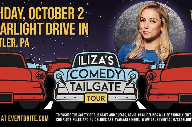 Iliza's Comedy Tailgate Tour