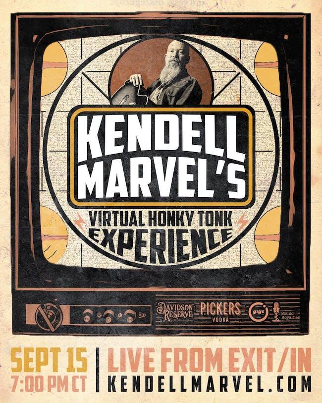 Kendell Marvel's Virtual Honky Tonk Experience