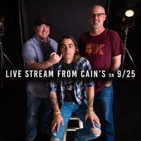 Cody Canada & The Departed LIVE STREAM