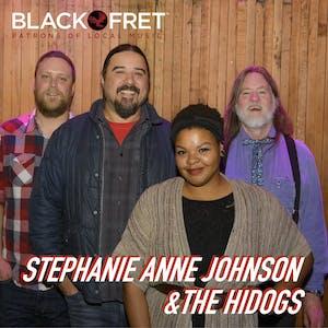 Black Fret & NVCS present STEPHANIE ANNE JOHNSON & THE HIDOGS
