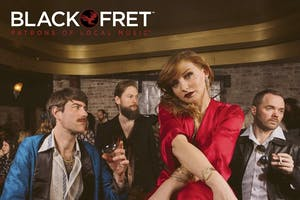 Black Fret & NVCS present SMOKEY BRIGHTS