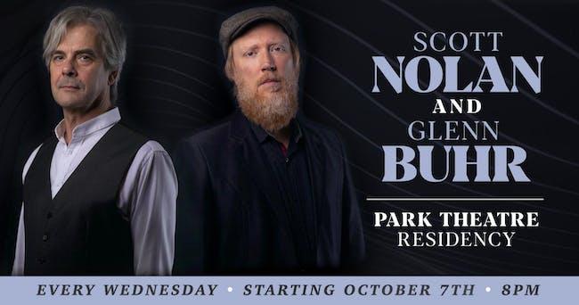Subscription for the Scott Nolan | Glenn Buhr Resi