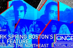 Dark Spring Boston's Fall Feature: Unveiling the Northeast x ONCE VV