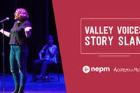 Valley Voices Story Slam- Around the Block